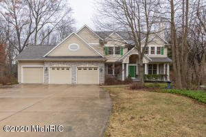 6551 Hidden Lake Circle, Richland, MI 49083