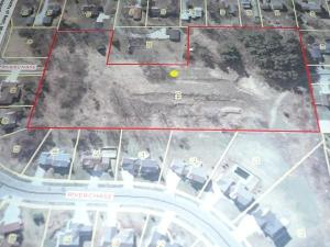 4.5 Acres in the City of Rockford adjacent to River Chase Estates. Close Proximity to the Rogue River Walkway down to the Village.