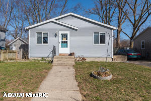 This 3-bedroom, 1 bath ranch is move in ready!   Large rec room and office area in the lower area provides even more living space.A fully fenced backyard and a 10x18 shed, wired for 220 electric rounds out this must see home.