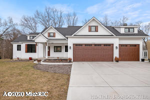 7732 Thornapple Bayou Drive SE, Grand Rapids, MI 49512