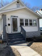 Newly updated 4 bedroom and 2 bathroom home close to downtown. New roof, updated everything! Larger than it looks! Off street parking and full basement! Come see this before its gone!
