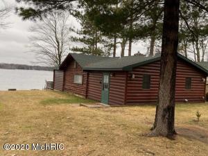 1250 Wolf Lake Drive, Baldwin, MI 49304
