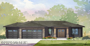 Looking for that private tucked away spot with privacy on a culd-e-sac in Grandville Schools?  New construction, wood lot, warranty, all the bells and whistles and appliances!  Ready for spring of 2020.  Still time to make a couple selections if you act fast.  Professionally designed and this one will knock your socks off.  Still under construction and the photos are of previous home Builder just completed.