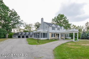 This 2.5 acre lot with (deep) inground pool, pool house & separate carriage house garage with apartment above has great potential to build your dream home. The main home is a tear down and will not be shown. The carriage house currently has 3 stalls with a fourth stall that has been converted to an exercise room. This room has a fireplace - a true getaway at home. The apartment above is a rarity in EGR. An ideal location for guests, a nanny suite, separate office, etc. The pool is gorgeous with fountain, and a newer poolhouse with his & her changing areas, baths, FP, & kitchenette w/kegerator makes for great entertaining! Walkable location, yet still private. Circle drive with second exit to Manor Rd. Hard to find this size lot in EGR. Bring your own builder.