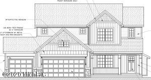 Proposed two story for sale in Winchester Woods phase two! Perfect for a family looking to get into a new home for a fair price!