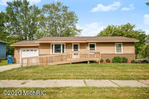 Welcome to 645 Parkside! This 3 bedroom, 2 bathroom charmer is on the NW side, located within walking distance to parks, restaurants and shopping. The roof is 6 years old and the windows have been replaced. The water heater was replaced in 2018. Updates include newer stone countertops in kitchen, new flooring and a fully remodeled main floor bathroom! Off the dining room on the main floor, there are doors that walk out to a large, freshly power washed deck! Schedule your showing today - this NW charmer won't last long!Any & All Offers due by Friday June 26th @ 2:00PM.