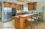 Stainless Steel appliance package solid surface counters
