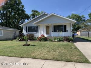 Built in 1990 is this spacious 4+ BR-2.5 Bath open floor plan ranch home w/all updated mechanicals & 2.5 stall garage! Main floor boasts a frt cov porch,Great Room & open DA w/vaulted ceilings & wood laminate floors,huge kitchen w/tons of cabinets,breakfast bar & ceramic tiled flooring,1/2 bath,laundry,3 BRS including master w/walk-thru to large bath w/2 vanities,rear entry mudroom. Lower level offers a spindled staircase to tall ceiling FR/RR w/bar area, a huge BR w/daylight window,2nd full ceramic tiled bath & 5th large non-conforming BR. The exterior features a fenced backyard w/cov. & open patio areas w/built-in deluxe all brick smoker/grill! NOTE: updated roof,2+ yr. HWH & high eff. furnace, central air & all new windows + garage has woodburner! HURRY-PRICED FOR QUICK SALE as sale is subject to purchase of home known to LO/GRAR. All offers to be presented no sooner than noon Friday 7-3-20. Finished square footage is a combination of public records & basement individual measurements to be confirmed by buyer & buyer agents.