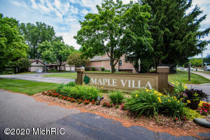 Welcome Home to this adorable 2 or 3 bedroom, 2 bath condo that offers cathedral ceilings, newer appliances and a one stall attached garage. Easy access to bus line.  Hurry, I do not believe this one will last