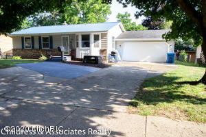 Updated 3 bedroom possible 4 ,1 bath ranch on dead end street with a fenced in backyard. Many updates have been made including new flooring, metal roof and more! Don't miss out on this great house at a great price! Wont last long.All offers due by July 6th 2020 by 10am.