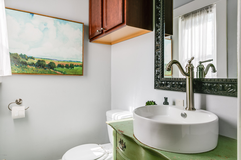 Half Bath - Main Floor