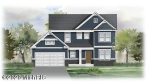 This beautiful 4-bedroom 2.5 bath Cascade series by Interra homes is located in Placid Waters Association. This home offer waterfront views and public access to Lake Placid that is located directly across the street. The home comes equipped with a spacious kitchen including stainless steel appliances, a center island and a walk-in pantry.  The main floor has a dining room and large open living room with a cozy stone fireplace. A mudroom, powder room and a bonus room that could be used as an office can also be found on the main floor. All 4 bedrooms are located upstairs. The master offers a large walk-in closet and an attached bathroom. The exterior of the house has gorgeous brickwork giving the home an abundance of character. A 12x12 wooden deck is located in the backyard for you to enjoy We encourage you to wear a mask and refrain from touching surfaces when touring our homes. If you prefer, you can schedule a virtual appointment.