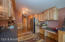 Suite Kitchen w/Solid Surface Counter/Stainless Steel Appliances