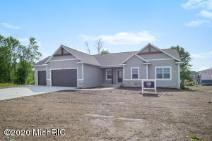 Spacious Marcusse Construction home in Cedar Lake Estates. You won't want to miss checking out this stellar 3 bed, 2.5 bath ranch home in Jenison! Experience quality craftsmanship through and through. Schedule your appointment to see this beautiful home today!