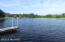 Dock near pavillion park area