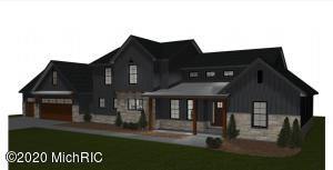 New home to be constructed by award winning Nugent Builders. Located in the tranquil & rolling hills of Knockadoon tucked away off Myers Lk Rd in the desirable Rockford school district. This stunning daylight home features an open main floor plan w/spacious kitchen, living/dining room, office, generous mud space, laundry & owner's suite. 3 additional bedrooms, full bath & bonus space on the upper level. 2,500 sqft  above grade with up to 4,300 sqft of potential finished space including 3 stall garage. Custom build highlights, includes top of the line finishes, Quartz tops & tile backsplash, walk in pantry, Anderson 400 High Performance windows, Solid Core 3 Panel Doors, Landscaping allowance, etc. Available to customize to your specifications & design. See attached list for more details.