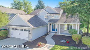 Fantastic new listing in Baileys Grove!  Fall in love with size of this home as it features 5 bedrooms, 4 full bathrooms, and tons of living space!  Interior features include 2-story entry, formal living room and dining area with cathedral ceilings and french doors, kitchen with granite countertops and backsplash and additional dining area off kitchen.  Walkout level includes family room with fireplace, bedroom, full bathroom, laundry and garage access!  Upstairs features master suite with vaulted ceilings, and large walk in closet!  Two additional bedrooms, and one full bathroom round out the upstairs.  Lower level includes additional family room and office, and guest suite!  The layout of this home is incredible!  Exterior features include deck off dining room, brick patio with fire-pit, underground sprinkling and great back yard!  This is a very well maintained home that includes newer furnace, reverse osmosis water system, water softener, and much, much more!  Come see today!
