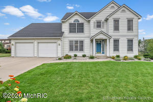 Amazing home on a quiet culdesac! Gorgeous backyard, pool, composite deck, pergola and cool set up for outdoor TV...great for entertaining! The owners have paid for all your big replacements; roof-2013, furnace-2017, water heater-2018. Want more? Main floor is smartly appointed - kitchen with newer appliances, dining, family room with fireplace and replaced carpet, and sitting area/office. Large bedrooms and dual vanity bathrooms complete the upstairs including a master en suite with walk in closet and spacious bath. The basement is a great place to watch a movie or play ping pong with your friends.There is plenty of room in the 2 1/2 stall garage for extra storage items.You will love how well this home is maintained! Get in it quick! Per seller all offers to be held until Sun, 9/13 at 8pm