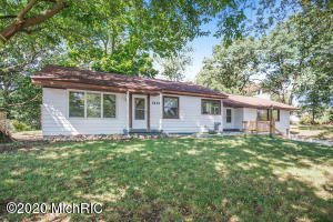 Multiple offers...Seller has requested a deadline for all offers of Wednesday 9-16-2020 at 8pm and presented on Thursday 9-17-2020 at 5pm.  Great opportunity for a 1588 square foot 3 bedroom ranch on a quiet tree lined cul-de-sac for $154,000.  Home features: nice entry room and main floor laundry; very large family room with a fireplace; updated kitchen, dining area, bath and all 3 bedrooms.  Lower level could be turned into a home office or more living space.  Spacious lot with mature shade trees and adjacent vacant lot to the north provide more privacy and park like setting. Call today to set up your private tour...NOTE:  Property taxes are non homestead.