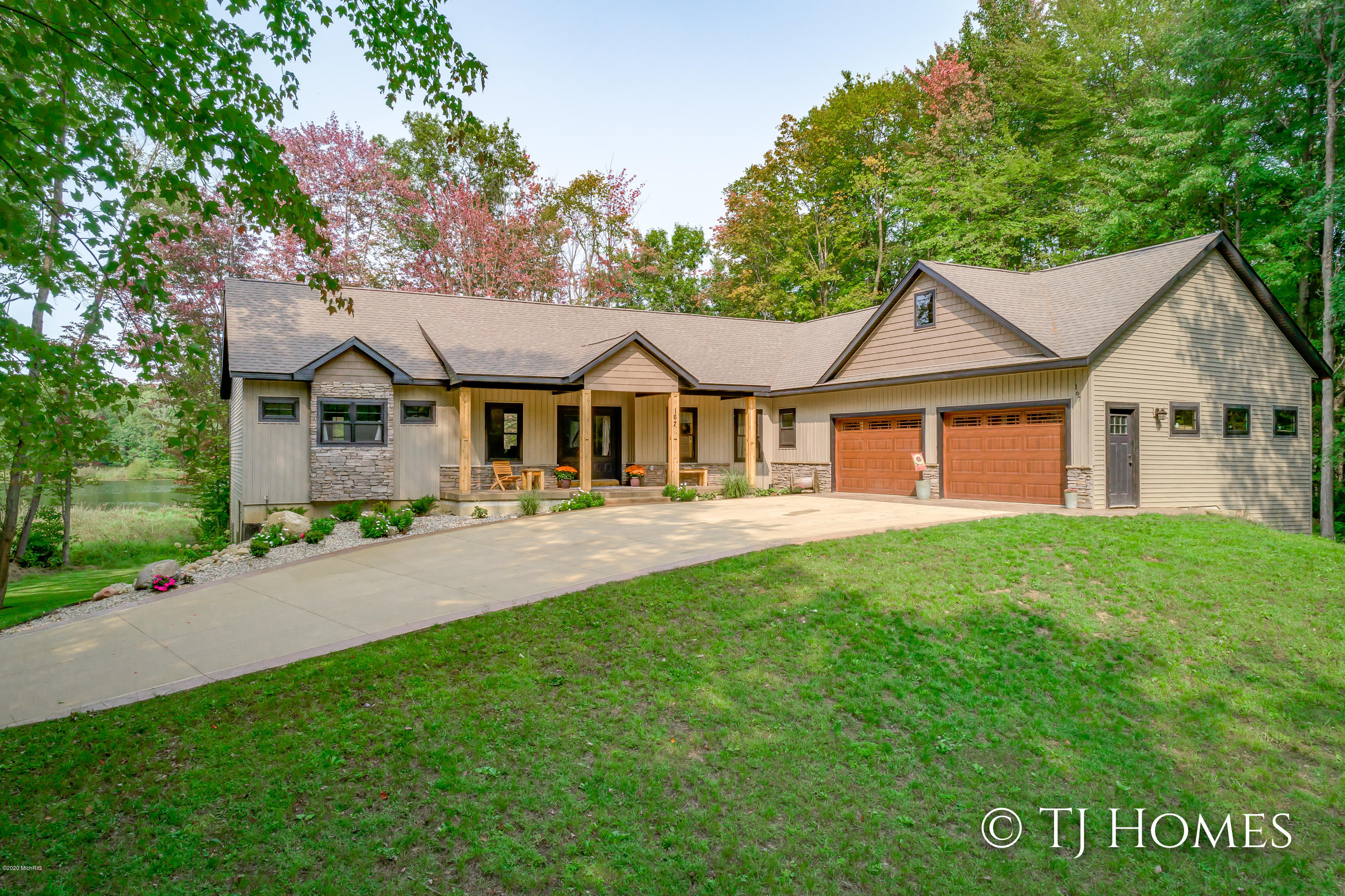Property for sale at 167 Silverstone Drive, Wayland,  Michigan 49348
