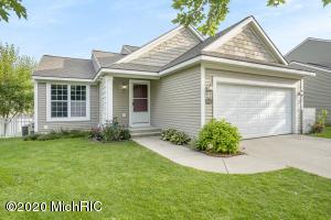 New is the theme! Located in the desirable Bailey's Grove community this 3-bedroom, 2 full bath tri-level home has new carpet, new paint & all new kitchen appliances. This home also had a New Roof installed in 2018.  There is a newer air conditioner & Hot Water heater. The Washer & Dryer are included.  The back yard has a vinyl Fence and an outdoor Deck area for entertaining! Plus, the lower level has additional square footage which could be finished.  Great location - close to Shopping, Parks, Trails & the Elementary school.  Enjoy the walk to the outdoor Pool & Club House! This home is ready for a new owner to move in asap! All offers to be reviewed by the seller - Monday, 9/21/20 @ 5:00 PM.