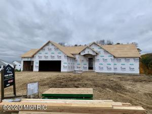 Under construction for Spring 2021! This 3 bedroom 2 1/2 bath executive ranch home is being built by quality/energy efficient/award winning Your Homes LLC by Tim Schollaart in the desirable Summerset South development. (Room to finish the lower level w/ up to 3 more bedrooms, bath, kitchenette, and family room) The main floor includes a well appointed master suite & open concept floor plan including fireplace, a custom designed kitchen w/ island & walk-in pantry. Mud room with bench, lockers, & closet, main floor laundry room, guest 1/2 bath round out the main floor. Spacious 3 car garage, private deck w/ views of your 0.87 acre lot's wooded backyard. Call/text Nate today for more details & to schedule a meeting and see the quality custom options that can be finished for you!