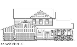 SOLD BEFORE BROADCAST. Popular Sycamore 2089 floorplan by JTB Homes in desirable Riley Crossings in Jamestown, with Michigan Room/sunroom, two-story Great Room and walkout basement.