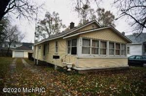 Subject to tenants rights. Tenant is on month to month lease. 2 Bedroom, 1 Bath Home On A Great Street. Over-sized Garage As Well As A Storage Shed, & A Large Wood Deck. All appliances stay.  Owner needs to sell asap to do a 1031 exchange.  New owner will need to work with tenant to rent property or serve the 30 day notice.