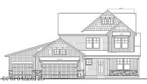 Sold before broadcast. The JTB Homes' ''Maplewood'' plan on a deep lot overlooking the protected wetlands. Almost 2400 sf finished above grade including a Michigan Room overlooking the woods, gourmet kitchen with butler's pantry, large oversized island and open concept. Master suite features huge walk-in closet and ceramic tile shower.