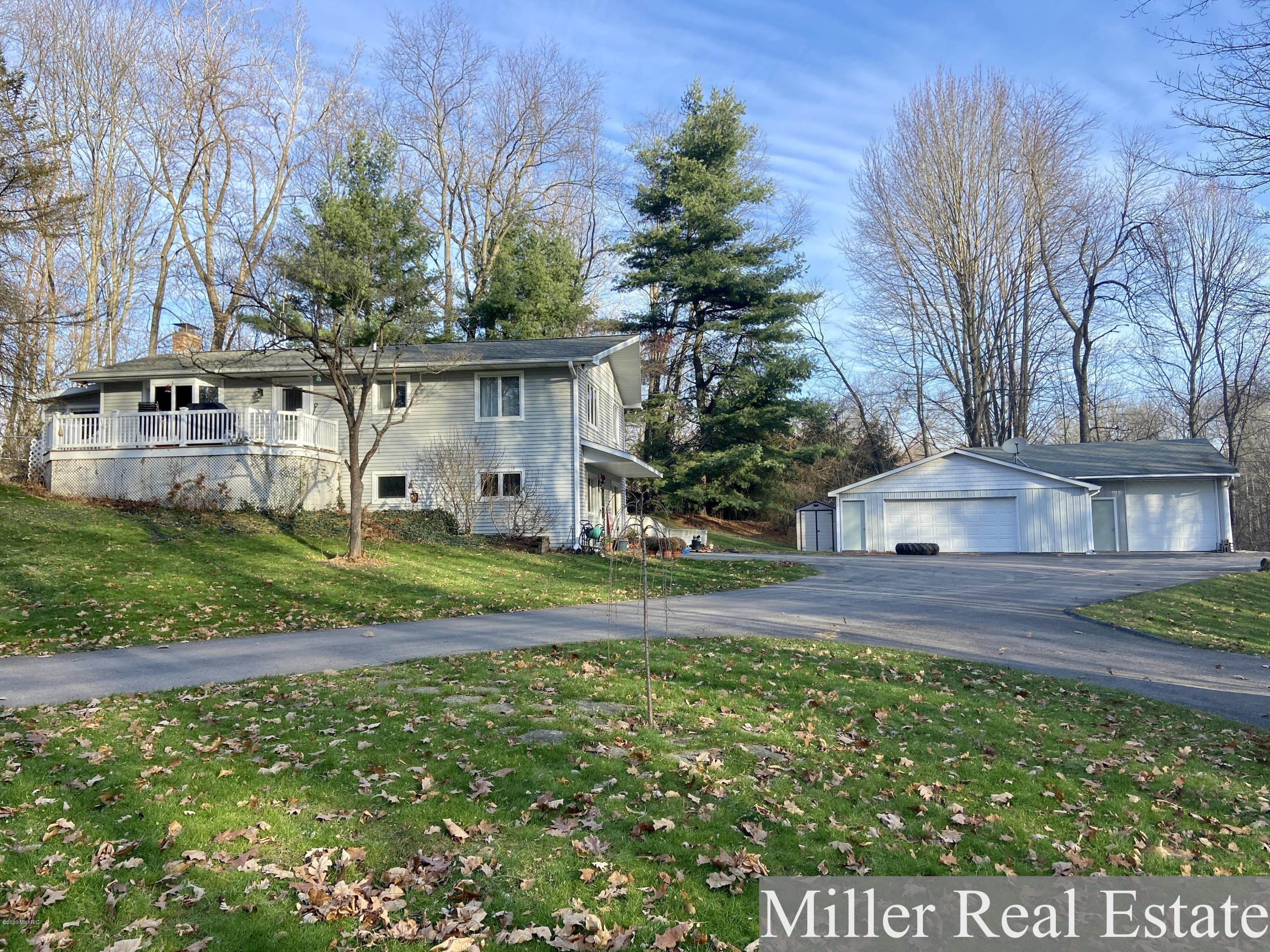 Property for sale at 5950 W Hart Road, Hastings,  Michigan 49058