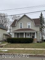 Large 3 bedroom home with two bathrooms. One bath on main floor. Living room and dining room. Large fenced in back yard.  Currently rented to quality Section 8 tenant on lease till 2/28/2021.