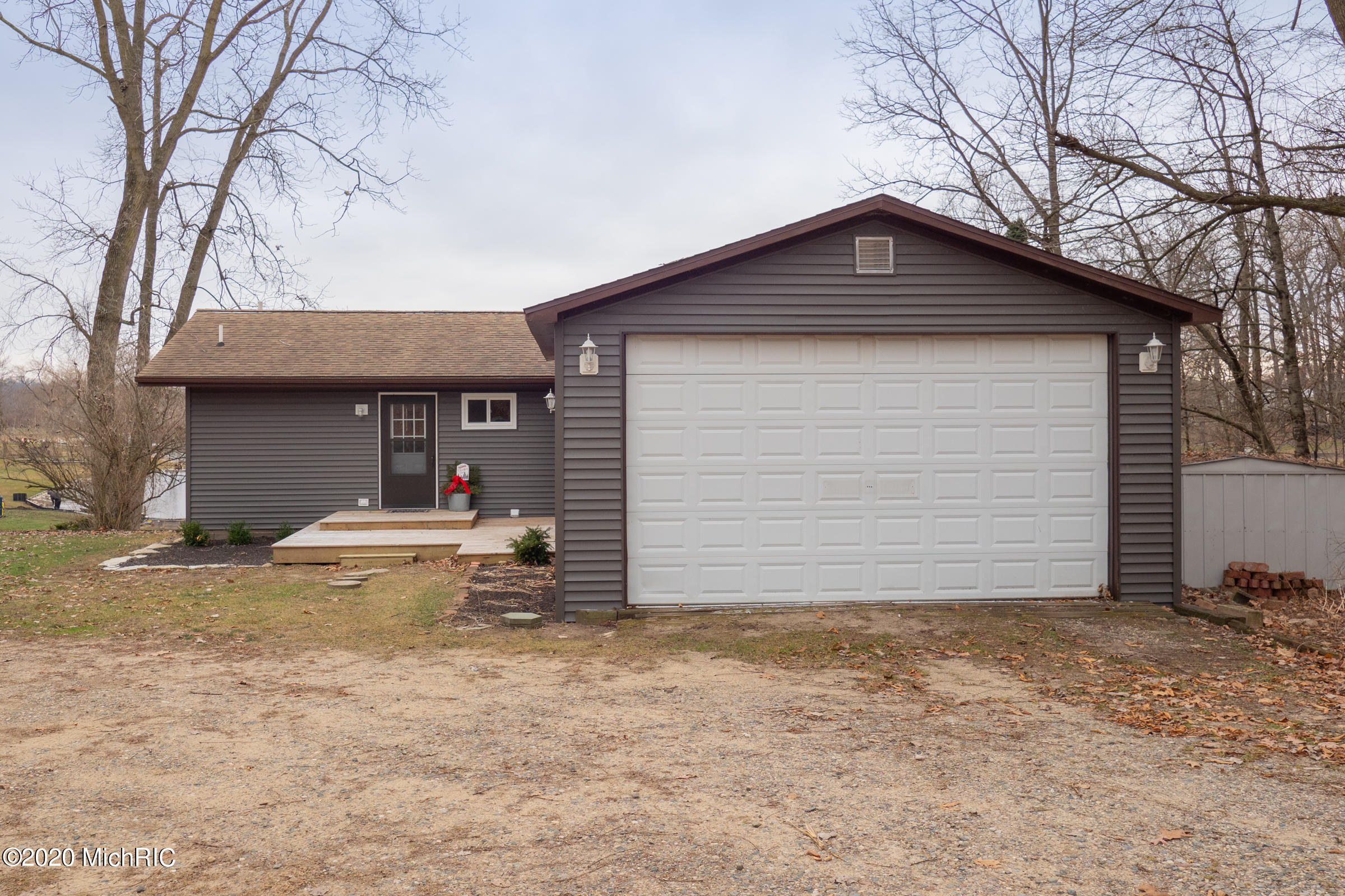 Property for sale at 3711 Bristol Oaks Street, Dowling,  Michigan 49050