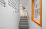 stairs to nerd nook