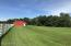 An expansive and amazingly beautiful view of one of two primary pasture.