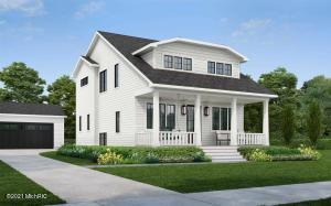 East Grand Rapids - New home featured by Whitmore Custom Homes. Currently under construction. Convenient Location. One block from the high school & Gas Light Village. Open Floorplan design with Large Kitchen. Main floor Office. Finished Lower level with Bedroom, Full Bath, & Family Room. Upper Level includes nicely appointed Master Suite with Private Bath. 2 Additional Bedrooms, Full Bath, & Laundry. Appliance & Landscape package. Buyers can still customize certain options. Completion date set for August 15, 2021. Great opportunity to own a new home.