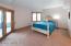 Lower level bedroom #2 with en suite bath.
