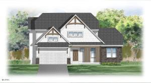 JTB Homes presents the ''Sycamore''. This 4 bedroom, 2.5 bathroom 2-story home in Hudsonville school district is sure to please! The large main floor suite includes cathedral ceilings, dual sinks, and a large walk-in closet. Living room includes a fireplace, and the flex room off the foyer adds bonus space. Kitchen has lots of upgrades like solid surface counters, craftsman trim, and wood toe kick, as well as a pantry, and entry to the mudroom and powder room. Laundry is also on the main floor. The spacious dining area leads out to a 12x12 deck with stairs down. Upstairs you'll find 3 additional bedrooms and another full bathroom. We encourage you to wear a mask and refrain from touching surfaces when touring the home.