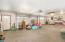 3 stall attached garage