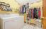 Main floor Laundry & Mudroom