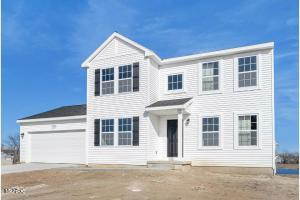 Move-in Ready New Construction 4 bedroom, 2.5 bath home on 3/4 of an acre of land in Allendale on a pond! This home is 386 sq. ft. larger than similarly priced homes on the market. RESNET ENERGY SMART, 10 YEAR STRUCTURAL WARRANTY. Wow, welcome home to over 2200 sq. ft. of living space, optimizing convenience with style. The main floor welcomes you from the foyer, with a convenient powder bath tucked away, past a den, that makes a great flex space, into the large dining room, perfect for special occasions, on towards the kitchen which will have white cabinets, a center island with pendant lighting, granite counters, tile backsplash and select SS appliances. Upstairs find the master suite, with a huge WIC and private full bath, 3 more bedrooms, another full bath and 2nd floor laundry. Daylight basement has good natural light.