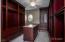 Master Bedroom-Walk in Closet #1!!
