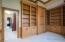 Custom Built Library.