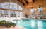 Imagine swimming, relaxing and entertaining all in this space!