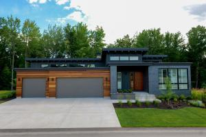 Introducing Round Hill, an exclusive gated community located in the heart of Cascade. New construction on Lot #2 starting spring of 2021 w/ estimated completion early 2022. Three floor plans to chose from (3 & 4 bedroom units w/ varying   sq. ftg. / custom features and design services are available (reservation agreements exist). Intentionally designed for high-end luxury living. Contemporary mid-century architecture, clean modern lines, and warm neutral tones inspired by nature. Perfect for those who desire beautiful living, attention to detail, and uncompromising quality. European wide plank wood floors, gourmet chefs kitchen, high-end appliances, large center island, quartz countertops, heated bathroom floors, and 8ft. solid wood doors. Main floor offers a luxurious ''spa-like'' bathroom and large walk-in closet. Within walking distance to Downtown Cascade, library, restaurants, and shopping. Conveniently located close to the airport and easy access to highways. Contact agent(s) for more information and/or an on-site appointment. Exclusive Builder | Thomas Michael Homes LLC. Base price is listed, prices are subject to change based on specific selections and use of materials. (Note - photos are of existing completed homes | use of materials will be similar and consistant w/  design and quality.