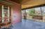 Front porch/Front door
