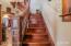Staircase/Newel post light