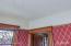 Relief ceiling 2nd bedroom