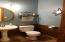half bath main floor
