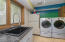 Laundry room with appliances to stay