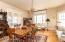 Beautiful hardwood floors throughout main living spaces
